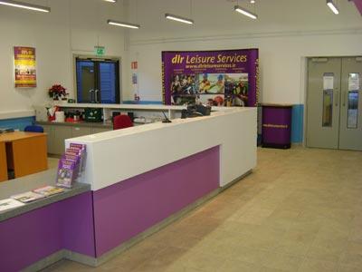 Contact Dlr Leisure Services Monkstown