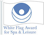 White Flag Award Logo