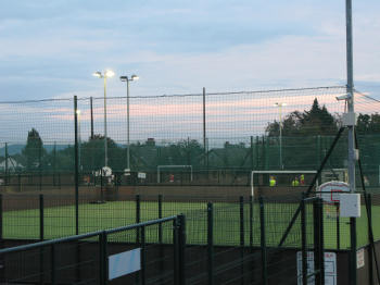 All Weather Pitches Dlr Leisure Services Monkstown
